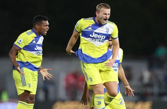 Bom tấn tỏa sáng, Juventus thắng trận đầu tiên sau khi chia tay CR7