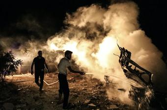 Ngoại giao bí mật với Syria hé lộ ''bàn cờ'' mới ở Trung Đông