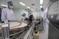Việt Nam đã sản xuất thành công lô vắc-xin Sputnik V đầu tiên
