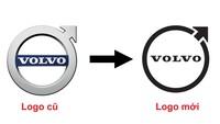 Volvo đổi logo