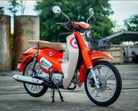 Honda Cub của người Thái về đại lý, đặt dấu chấm hết cho hàng loạt xe số giá rẻ