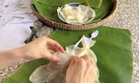 Váy dạ hội từ các loại bánh của Nguyễn Minh Công