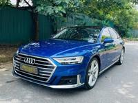 Hàng hiếm Audi S8 xuất hiện tại Việt Nam