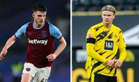 Tin bóng đá MU 24/9: MU mua Haaland và Declan Rice, Everton muốn mượn Van de Beek