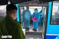 Công dân ở Thanh Xuân Trung đi cách ly được quản lý thế nào sau khi trở về?