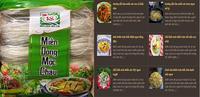 Đặc sản Sơn La – Miến dong Mộc Châu: Nơi trao giá trị qua từng sản phẩm