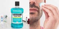 Bất ngờ với lý do tại sao bạn nên thoa Listerine vào nách