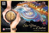 """Du lịch kết hợp tham dự EXPO 2020 Dubai - """"Thế vận hội"""" cho doanh nghiệp Việt Nam và thế giới"""