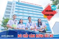 Trường Cao đẳng Công Nghệ TP.HCM thông báo xét tuyển đợt 3