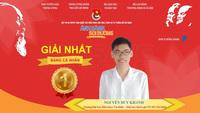 Sinh viên TP.HCM chiến thắng hội thi ''Ánh sáng soi đường''