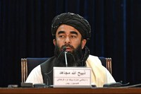 Taliban đề xuất Nga làm trung gian giữa LHQ và Afghanistan