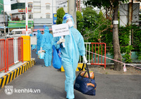 TP.HCM lên phương án đón người dân các tỉnh thành trở lại làm việc từ ngày 1/10