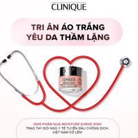 Nhãn hàng Clinique Việt Nam trao tặng 1000 sản phẩm chăm sóc da - tri ân lực lượng tuyến đầu chống Covid-19