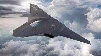 Máy bay tàng hình kỳ lạ của Lockheed Martin lộ diện trên mạng xã hội gây xôn xao
