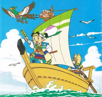 """Giả thuyết One Piece: Hiyori chính là """"chim trĩ"""" trong cậu bé quả đào thay vì Marco như chúng ta vẫn nghĩ? (P.1)"""