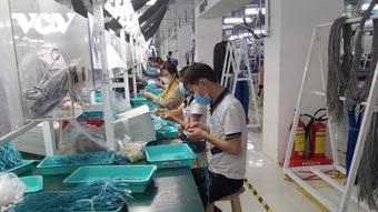 Doanh nghiệp ở Bình Dương trở lại sản xuất sau khi dịch bệnh được kiểm soát