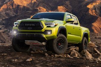 ''''Anh em ruột'''' của Toyota Hilux sẵn sàng cho bản nâng cấp lớn nhất từ trước đến nay, Ford Ranger phải dè chừng