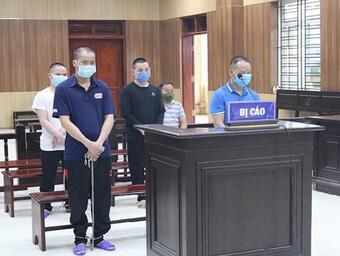Tuyên tử hình kẻ buôn ma túy chống trả khiến trung tá công an thiệt mạng ở Thanh Hóa