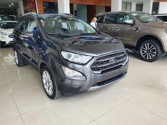 315 xe EcoSport của Ford bị triệu hồi tại Việt Nam