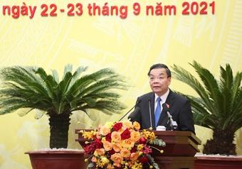 Hà Nội tập trung thực hiện 8 nhóm nhiệm vụ để đạt mục tiêu tăng trưởng 4,54% năm 2021