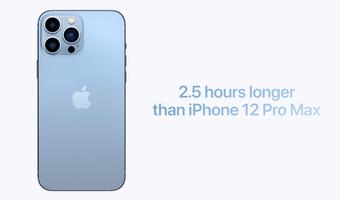 So 'nội thất' của iPhone 13 với iPhone 12