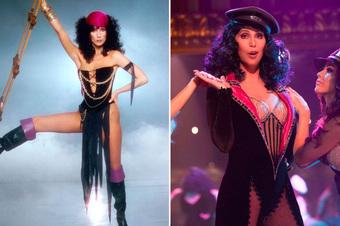 """""""Ma cà rồng làng mốt"""" Cher: Bà chúa đồ xuyên thấu, nguồn cảm hứng cho chị em Kendall lẫn Emrata phải """"copy"""" ở Met Gala"""