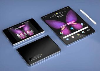 Samsung sẽ sản xuất Galaxy Note màn hình gập và S Pen?
