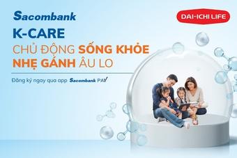 Sacombank và Dai-ichi Life Việt Nam ra mắt hai sản phẩm mới hiện đại