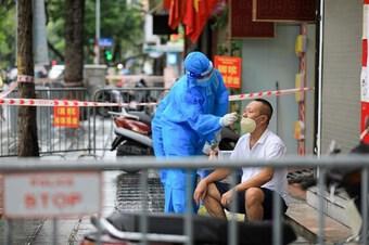 Ngày 24/9: Số ca nhiễm mới và ca tử vong tại TP.HCM giảm sâu