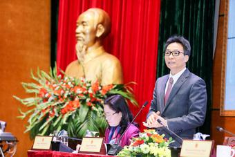 Bộ trưởng Nguyễn Ngọc Thiện: ''Văn hóa thì phải từ từ, không nhanh được''