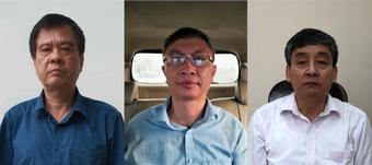 Hàng loạt lãnh đạo Sở Giáo dục và Đào tạo bị khởi tố