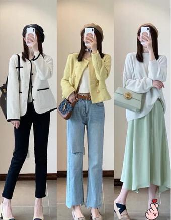 18 set trang phục đơn giản và cực chất cho mùa thu