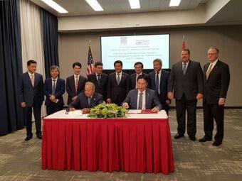 Ký kết thỏa thuận Liên doanh Dự án Kho cảng LNG Sơn Mỹ