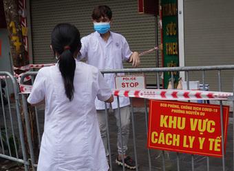 Tin tức 24h qua:Phong toả cụm dân cư có hiệu vàng nổi tiếng ở Hà Nộivì ca nhiễm SARS-CoV-2