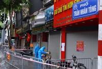 Hà Nội: Đã có kết quả xét nghiệm 168 người liên quan đến ca COVID-19 tử vong ở phố Trần Nhân Tông