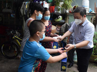 TP.HCM: Tất cả hoạt động thiện nguyện dành cho trẻ mồ côi do Covid-19 phải thông qua địa phương
