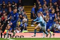 ''Man City áp đảo Chelsea. Tuchel không hài lòng''