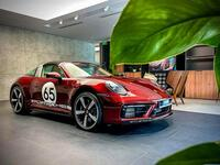 Porsche 911 Targa Heritage Design thứ hai xuất hiện tại Việt Nam