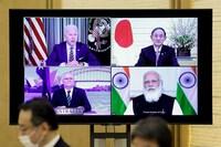 Nhóm Bộ tứ nhấn mạnh tầm quan trọng của Ấn Độ Dương -Thái Bình Dương