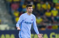 """Pique: """"Tôi không khoác áo Barca để về đích thứ 2 hay 3"""""""