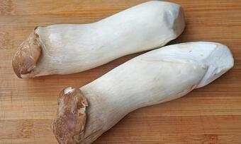 Mua nấm đùi gà có phải chọn cây dài và to sẽ ngon hơn? Người trồng nấm chia sẻ: để chọn được cây nấm ngon, không biến chất, bạn cần để ý đến 3 điểm này