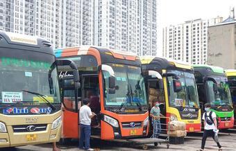 Khi nào sẽ tổ chức hoạt động vận tải khách sau nới lỏng giãn cách?