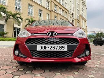 Hyundai Grand i10 cũ đời 2018 đội giá 600 triệu nhờ biển đẹp