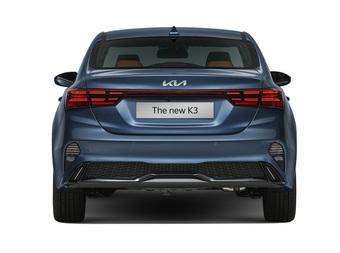 Kia K3 2022 ra mắt Việt Nam: Giá từ 559 triệu đồng, cắt phanh tay điện tử, sức ép cho Hyundai Elantra và Mazda3