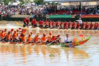 Không tổ chức Lễ hội Oóc Om Bóc-Đua ghe Ngo 2021 tại tỉnh Sóc Trăng