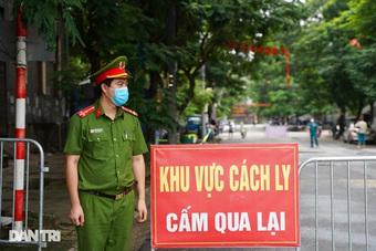 Covid-19 tại Hà Nội: Lái xe về từ TPHCM là F0, tiêm hơn 6 triệu mũi vắc xin