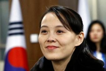Em gái Kim Jong Un ra điều kiện đàm phán với Hàn Quốc