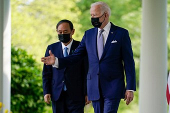 Nhật Bản, Mỹ nhất trí tăng cường quan hệ đồng minh an ninh