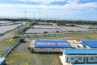"""Nhà máy Điện Gió Hàn Quốc - Trà Vinh kịp """"cán đích"""" để hưởng giá ưu đãi"""