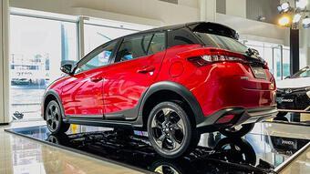 Toyota Yaris có thêm bản X-Urban dành cho khách hàng trẻ tuổi